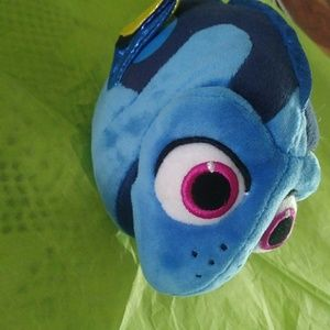 Ty Finding Dory Plush Fish